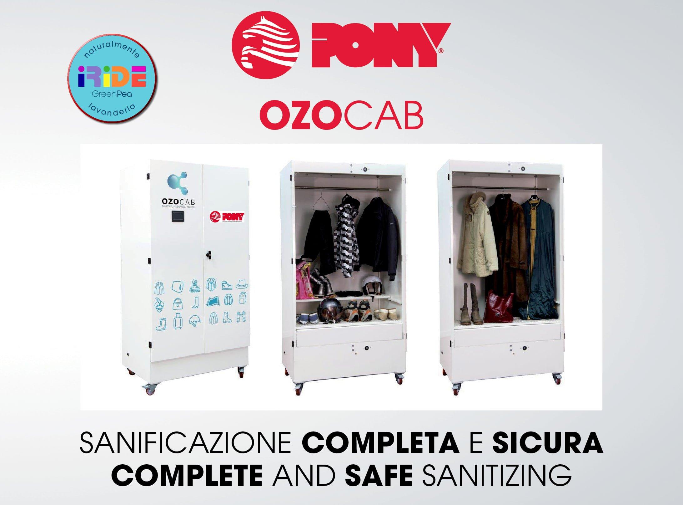Cabina di Ozono